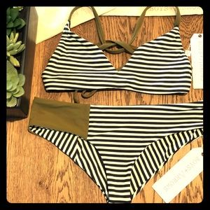"NWT ""Cadet"" Dylan Top & Wallace Bottoms Set Sz S"